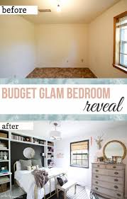 Decorating A Large Master Bedroom by Best 10 Budget Bedroom Ideas On Pinterest Apartment Bedroom