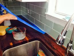 fisherman u0027s wife furniture glass tile backsplash