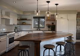 Industrial Kitchen Lighting by Client Project Industrial Farmhouse Vara Design