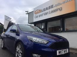 ford focus st leasing in review ford focus 1 0 ecoboost st line