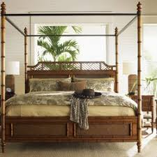 Tommy Bahama Home Island Estate Panel Customizable Bedroom Set - Bedroom island