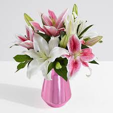 lilies flowers lilies flower arrangements from 29 99 proflowers