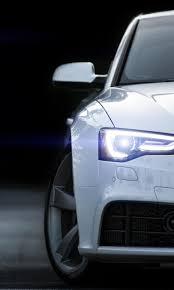 porsche headlights at night simplywallpapers com audi rs5 cars headlights night desktop