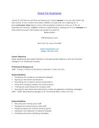 Resume Format Download Banking by What Makes A Good Cover Letter