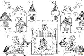King Arthur Castle Coloring Page Free Printable Coloring Pages Coloring Pages Castles
