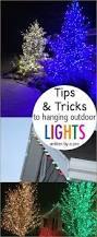 Christmas Light Ideas For Outside Best 25 Christmas Outdoor Lights Ideas On Pinterest Outdoor