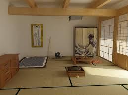 Japanese Ceiling Light Japanese Living Room Design Wall Lighting Beside Black Leather