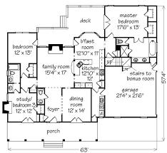 Open Floor Plan Home Plans 563 Best Home Plans Images On Pinterest Home Plans House