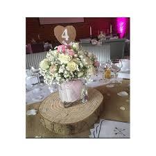 numero table mariage 10 coeurs sur pic numéro de table personnalisable création