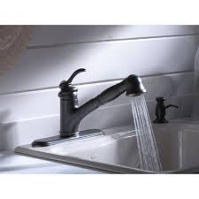 no water from kitchen faucet faucet design kohler kit remove moen pull out kitchen faucet how