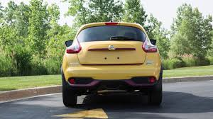 green nissan juke 2017 nissan juke liftgate youtube