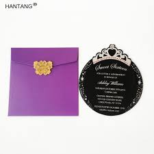Sweet Sixteen Invitations Cards Online Get Cheap Sweet Sixteen Party Aliexpress Com Alibaba Group