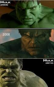 joss whedon u0027s hulk ang lee u0027s hulk movies