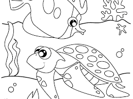 marine life coloring pages image result for reef fish coloring
