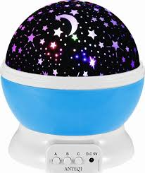 amazon com sun and star lighting lamp 4 led bead 360 degree