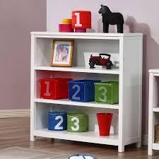 White Girls Bookcase by Red Childrens Bookcase Thesecretconsul Com