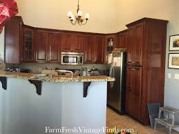 How To Paint New Kitchen Cabinets Painting Kitchen Cabinets With General Finishes Milk Paint Farm