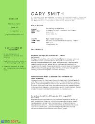 Best Resume Tips 2017 by Successful Resume Templates 2017 Mytemplate Co