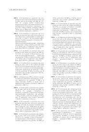 patent us20030186816 herbicide combinations comprising specific