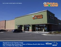 Natural Grocers Vitamin Cottage by Net Lease Natural Grocers For Sale