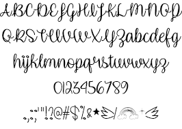 calligraphy font unicorn calligraphy font by s fonts fontspace