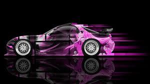 Rx7 2016 Mazda Rx7 Jdm Side Anime Aerography Car 2014 El Tony