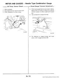 engine nissan 300zx 1984 z31 electrical system workshop manual