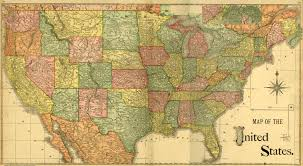 Full Map Of The United States by Negenweb Project Clay County Plat Book 1886