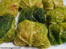 comment cuisiner chou vert paupiettes de chou végétalien vegan végétalienne