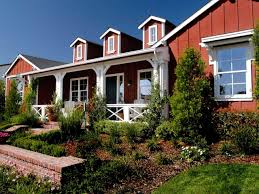photo page hgtv barn style ranch home with spacious front porch