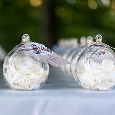 personalized blown glass ornament globe hansonellis