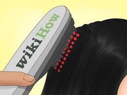 4 ways to help enhance hair growth wikihow
