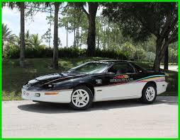 93 camaro z28 for sale low mile 1993 chevrolet camaro z28 pace car 5 7l v8 93 indy chevy