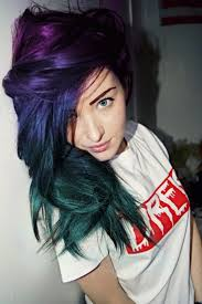 best 10 multicolored hair ideas on pinterest crazy colour hair