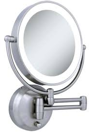lighted magnifying makeup mirror cordless lighted makeup mirror cordless lighted magnifying makeup