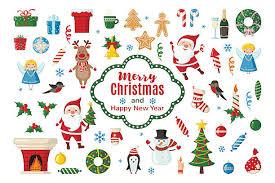 christmas clip art vector images u0026 illustrations istock
