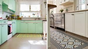 tapis pour cuisine 5 idées pour relooker sa cuisine quand on est locataire à tapis de