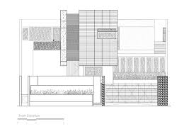 Box House Plans Gallery Of Lumber Shaped Box House Atelier Riri 22