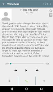 verizon visual voicemail android verizon visual voice mail for android device