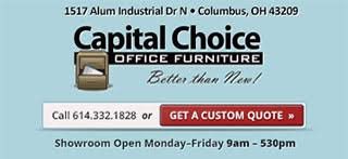 Office Furniture Columbus Oh by Capitalchoice