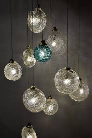 custom blown glass pendant lights blown glass lighting pendants hand blown glass strata lighting
