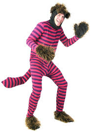 halloween costume queen of hearts striped cheshire cat costume alice in wonderland costumes