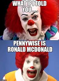 Ronald Mcdonald Meme - ronald mcdonald imgflip