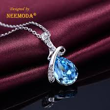 amazon com christmas gifts for women neemoda sapphire blue