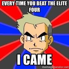 Professor Oak Meme - professor oak meme generator