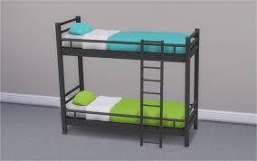 hipster loft bunk bed u0026 mattresses for bunk beds at veranka sims