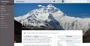 thanksgiving day wikipedia web app wikiwand raises 600 000 to give wikipedia a new interface