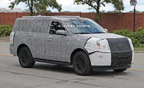 bronco prototype ford confirms next expedition will get aluminum body arrives in 2018