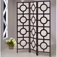 Room Divider Screen by Contemporary Room Dividers Partitions Allmodern