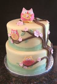 owl baby shower cake u2013 cakes by caralin